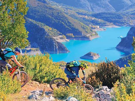 008 TransVerdon Tronçon - De Saint-André-les-Alpes à Castellane