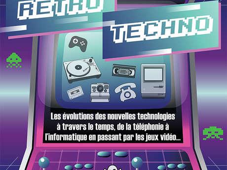 Exposition Rétro Techno