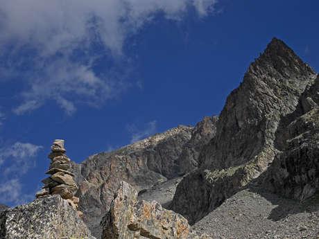 Alpinisme Escalade Glacier Blanc : Trilogie du Glacier Blanc