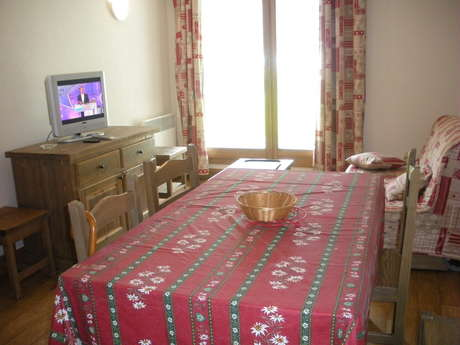 Résidence Le Clos Vanoise - Appartement 2 pièces cabine 6 personnes - CV1