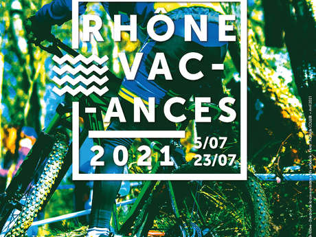 Rhône Vacances : Sports en pleine nature