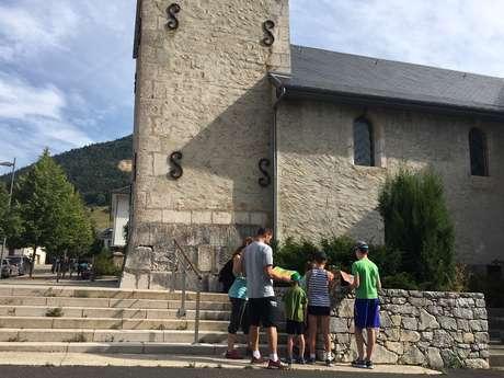 Le Sappey-en-Chartreuse - Parcours d'orientation patrimoine enfant
