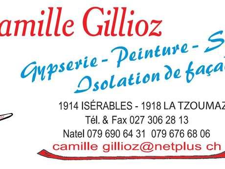 Camille Gillioz Painter