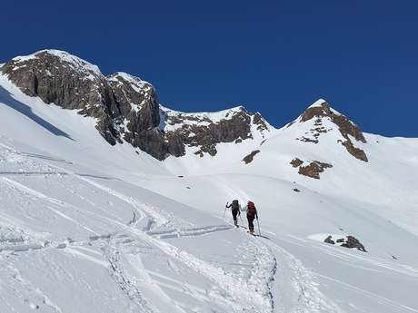 XPérience WE initiation Ski de randonnée