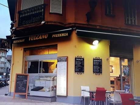 Restaurant Le Vulcano