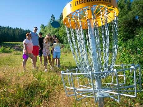 """Course d'Orientation """"Disc Golf"""""""