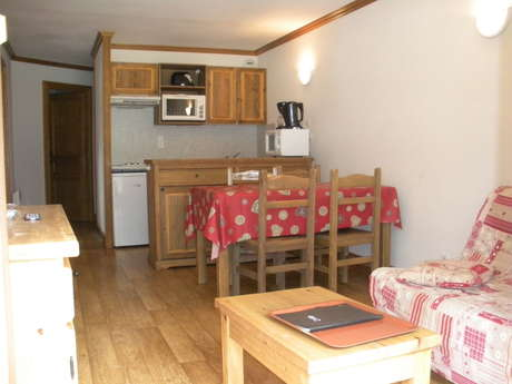 Résidence Le Clos Vanoise - Appartement 3 pièces cabine 6 personnes - CV10