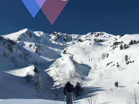 Ski touring with the French ski school (ESF)