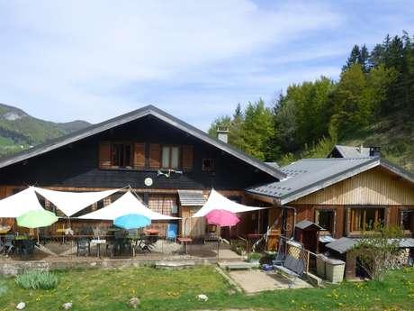 Holiday cottage Chalet de la Hulotte