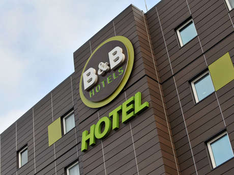 B&B Paris Le Bourget