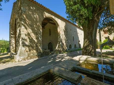 Visite commentée de la Chapelle des Cyprès