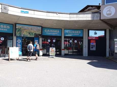 Bancomat Travelex