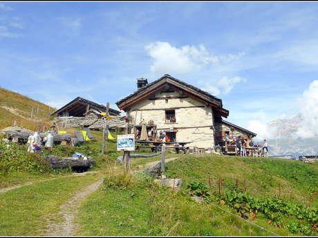 Chalet d'Alpage de Montbas