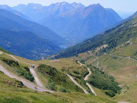 Cyclo - Col du Sabot