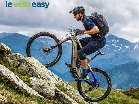 60-40 Le vélo easy