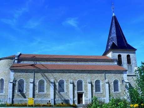 Eglise de Confrançon