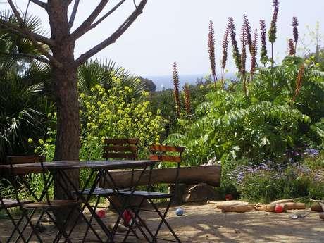 The Café des Jardiniers
