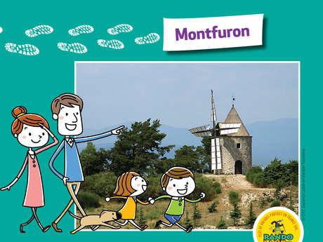 Balade ludique Randoland à Montfuron