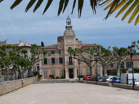 Visite commentée du village de Montauroux