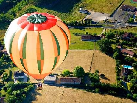Los globos del Quercy