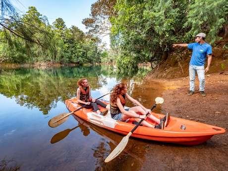 Descente classique de la forêt noyée en kayak - Sud Loisirs