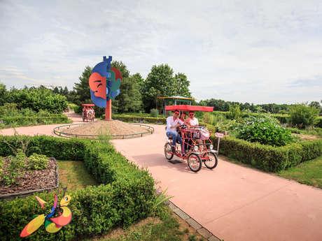 Un jardin en Beaujolais