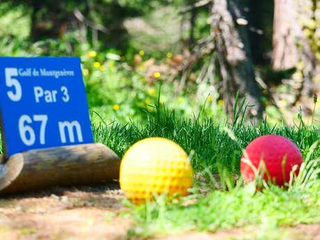 Parcours de Golf 9 Trous Compact