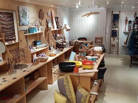 Aussois artisans shop - Ame d Art