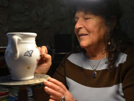 Atelier Nicole de La Bastide - Faïences