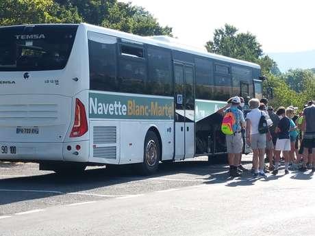 Navette Blanc-Martel