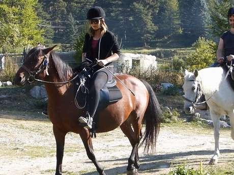 """Equestrian Center """"Les Ecuries de la Roya"""""""