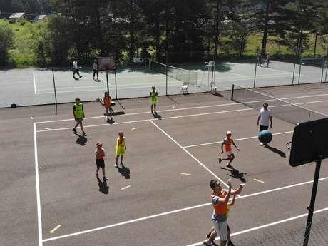 Stage d'été Multi-Sports aux Alberts