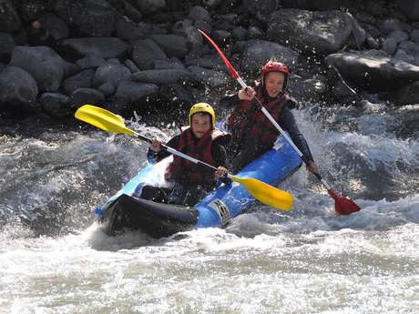 Anaconda Rafting : kayak