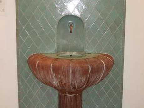 Fontaine des Thermes