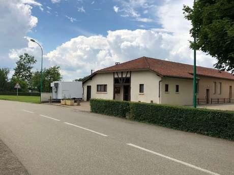 Salle polyvalente - Saint Martin-le-Châtel