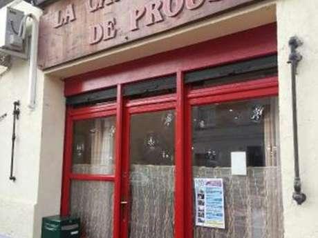 La Cantine de Proust