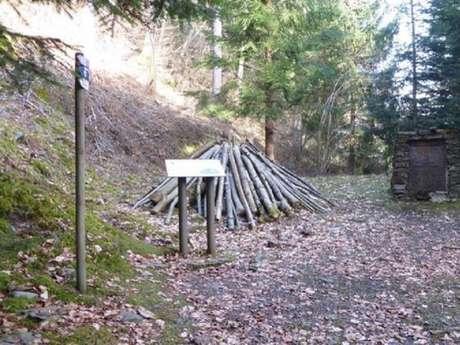 Sentier du Fer et démonstration de la Forge