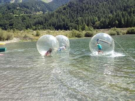 Sports d'eau -  Base de Loisirs