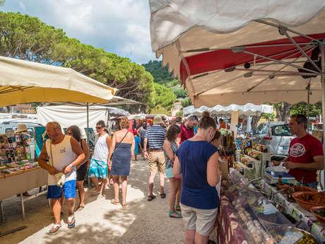 Petit marché artisanal et alimentaire (hors saison) - Village