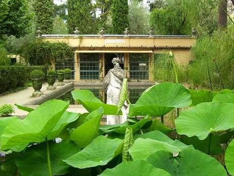Guided tour of Serre de la Madone garden