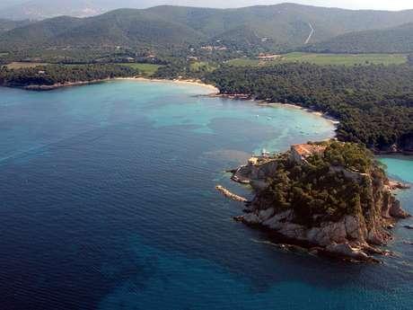 Promenade côtière avec les Bateliers de la Côte d'Azur