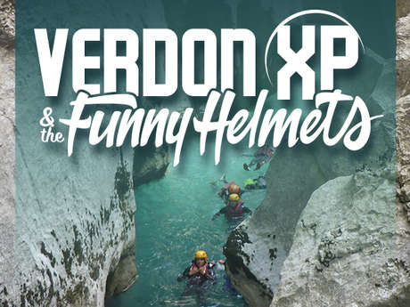 Verdon XP & the Funny Helmet
