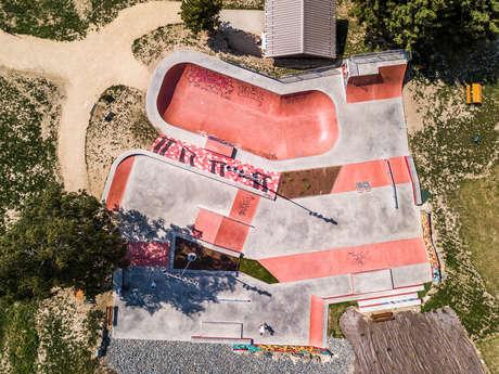 Cours de skateboard - 2 Alpes Skate School