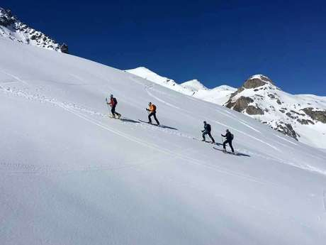 Séjour Ski de randonnée en Clarée - L'Échaillon