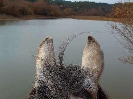 Le ranch du lac de Saint-Cassien