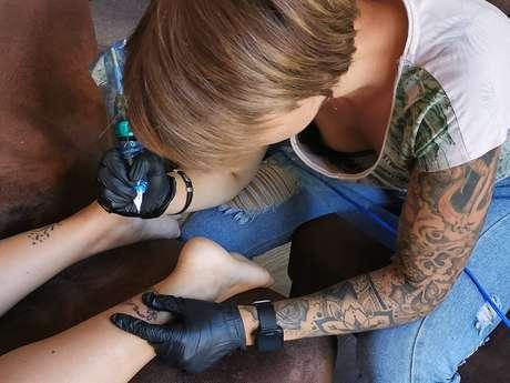 Jennifer Granella tattoo