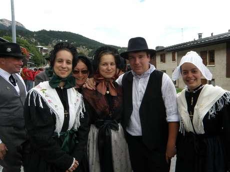 Groupe folklorique Lo Z'Oérin