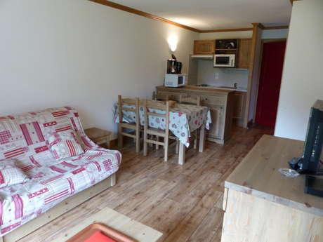Résidence Le Clos Vanoise - Apartment 2 rooms cabine 6 people - CVE2