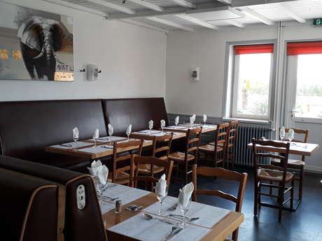 Restaurant pizzeria de Marlieux