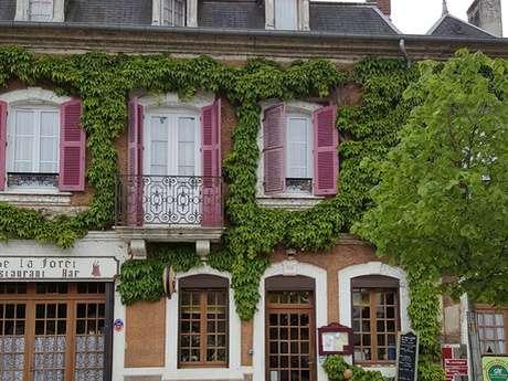 Hôtel-Restaurant Le Relais de la Forêt